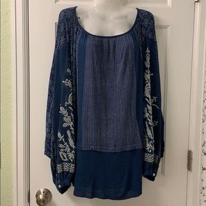 # 688 New Free People Tunic